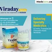 Оптовый торговец и экспортер таблеток Viraday фото