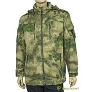 Куртка ветровка Росгвардия PTs-17 мох фото