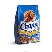Chappi 600г Сухой корм для взрослых собак Мясное изобилие фото