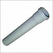 Труба канализации Интерпласт Dy 50 мм L=315 мм фото