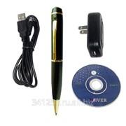 Шпионская ручка видео регистратор – HD камера, поддержка micro SD фото