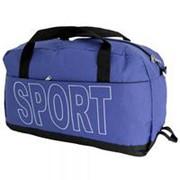 Сумка спортивная SPORT синий фото