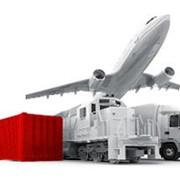 Организация железнодорожной доставки грузов фото