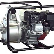 Мотопомпа бензиновая для грязной воды KOSHIN STH-80X фото