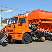 Дорожная Машина ЭД-244К на шасси КамАЗ-43253 (зимний и летний вариант) фото
