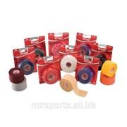 Тейп спортивный цветной (32 рул) Mtape Team Color фото