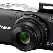 Цифровой фотоаппарат Canon PowerShot SX230 HS фото