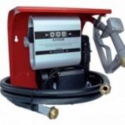 Топливораздаточная колонка для заправки дизтоплива со счетчиком Hi-Tech 80л/мин фото
