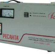 Стабилизатор сервомоторный Ресанта АСН-3000/1-ЭМ фото