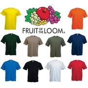 Футболки Fruit of the Loom фото