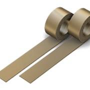 Лента бронзовая БрБНТ 0,1 мм фото
