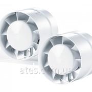 Бытовой вентилятор d125 Вентс 125 ВКО турбо фото