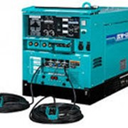 Аренда сварочного генератор 17 кВт Denyo DCW-480ESW фото