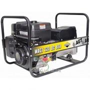 Сварочный генератор AGT WAGT 220 DC BSB SE, арт.829 фото