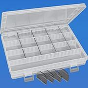 Коробка рыболова Mikado ABM 314 (25 x 18 x 4 см.) фото