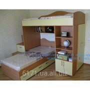 Кровать Комби-5Д фото