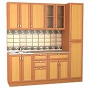 Недорогие кухни для дома и дачи Лидер фото
