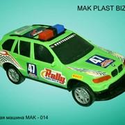 Машины детские МАК-14 фото