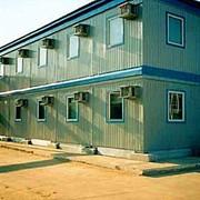 Здания сборно-разборные фото