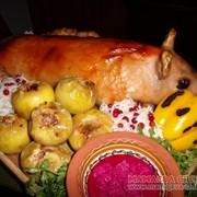 Українські страви - послуги харчування фото