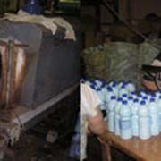 Мытье посуды, снятие трудно-удаляемых загрязнений фото