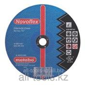Отрезной круг сталь Novoflex 125x2,5 прямой А30 Код: 616444000 фото
