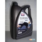 Полусинтетическое масло для бензиновых и дизельных - EUROPA 10W40 фото