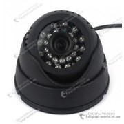 Купольная видео DVR камера, видеорегистратор с записью видео на карту памяти Micro SD, с функцией веб-камеры, с USB выходом фото