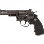 Пневматический пистолет-револьвер Gletcher SW B4 фото