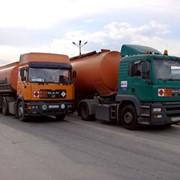 Перевозка нефтепродуктов по Украине автотранспортом фото