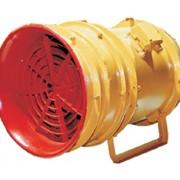 Вентилятор общепромышленный ВOЭ-5 фото