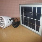 Лампочка акумуляторная фото