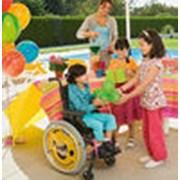 Детское инвалидное кресло-коляска Invacare Action  фото