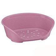 Лежак для собак SIESTA DELUXE 2 розовый фото
