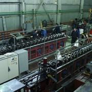 Изготовление оборудования для производства профиля из рулонного металла фото