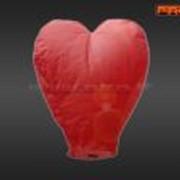 Небесный светильник (сердце) фото