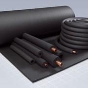 Теплоизоляция из вспененного каучука Армафлекс 09*12 мм фото