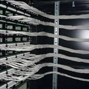 Прокладка слаботочных компьютерных, телефонных и телевизионных сетей фото
