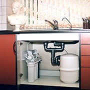 Системы очистки воды (обратный осмос) для квартир фото