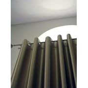 Пошив штор на люверсах фото