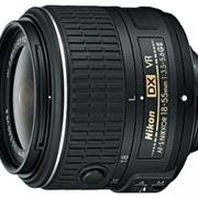 Объектив Nikon 18-55mm f 3.5-5.6G AF-S VR II DX Zoom-Nikkor фото
