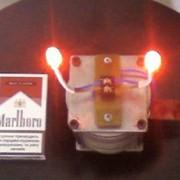 Альтернативное устройство для получения электроэнергии. фото