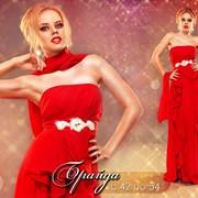 Вечернее платье Брайда фото