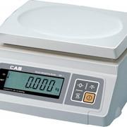 Весы для простого взвешивания CAS-SW фото
