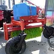 Щёточное оборудование в сборе МТЗ-320.4 УН-320.02 ПМ (бак 200 литров) фото