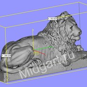 3d сканирование физических объектов в Санкт-Петербурге. фото