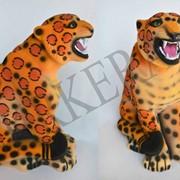 Копилка леопард № 2487 фото