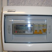 Установка электросчетчиков фото
