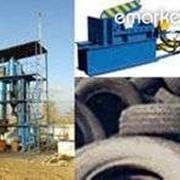 Завод по переработке шин и полимеров фото