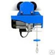 Таль электрическая с тележкой модели РА 500/1000 фото